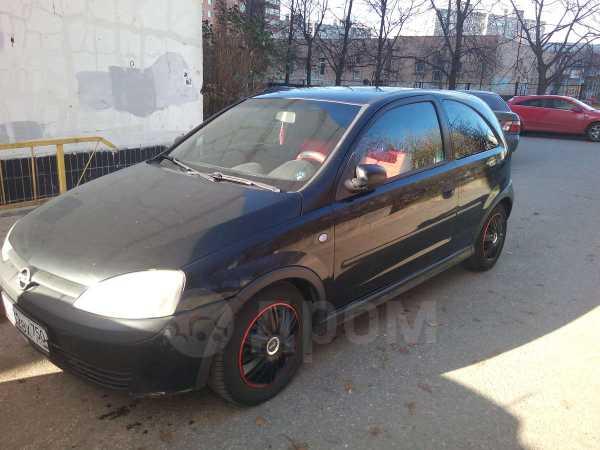 Opel Corsa, 2002 год, 140 000 руб.