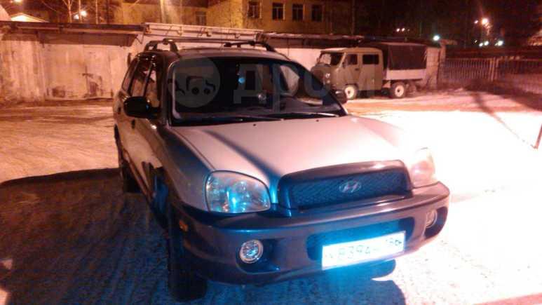 Hyundai Santa Fe, 2000 год, 304 000 руб.
