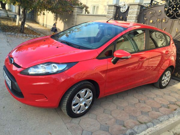 Ford Fiesta, 2010 год, 469 493 руб.