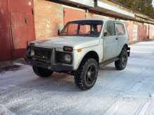 Томск 4x4 2121 Нива 1984