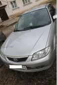 Mazda Protege, 2001 год, 155 000 руб.