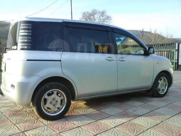 Toyota Sienta, 2005 год, 260 000 руб.
