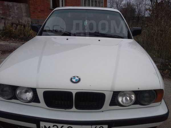 BMW 5-Series, 1989 год, 155 000 руб.
