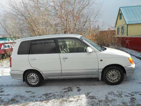 Daihatsu Pyzar, 1998 год, 140 000 руб.