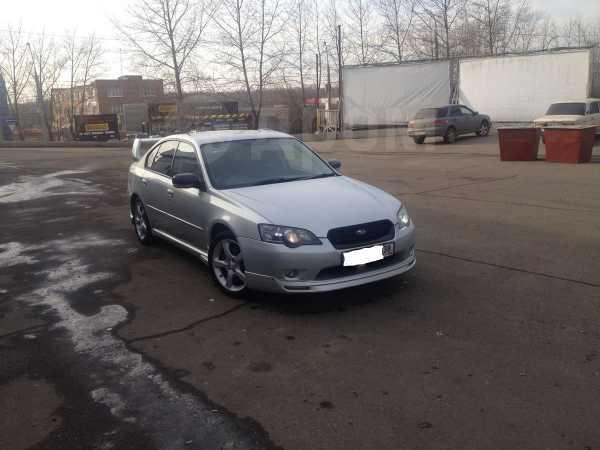Subaru Legacy B4, 2003 год, 515 000 руб.