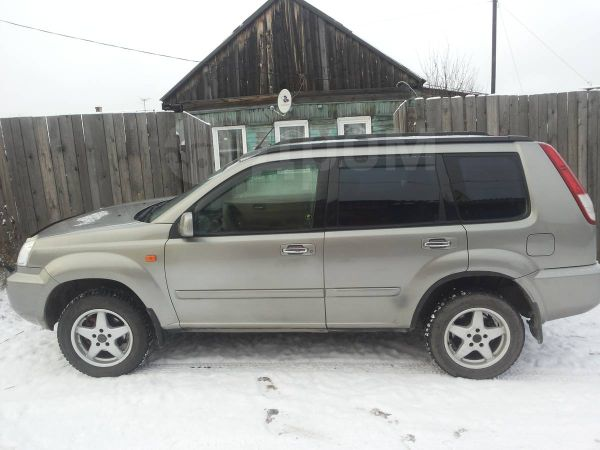 Nissan X-Trail, 2002 год, 430 000 руб.