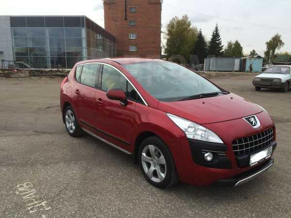 Peugeot 3008, 2012 год, 650 000 руб.