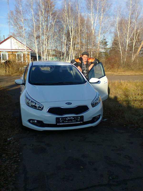 Kia Ceed, 2013 год, 450 000 руб.