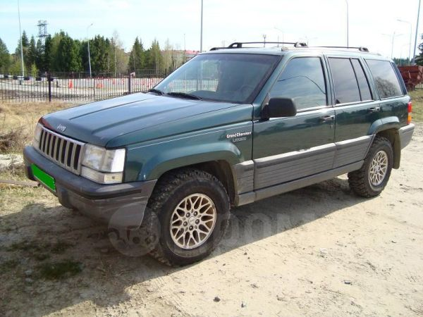 Jeep Grand Cherokee, 1992 год, 200 000 руб.