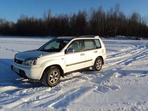 Nissan X-Trail, 2002 год, 500 000 руб.