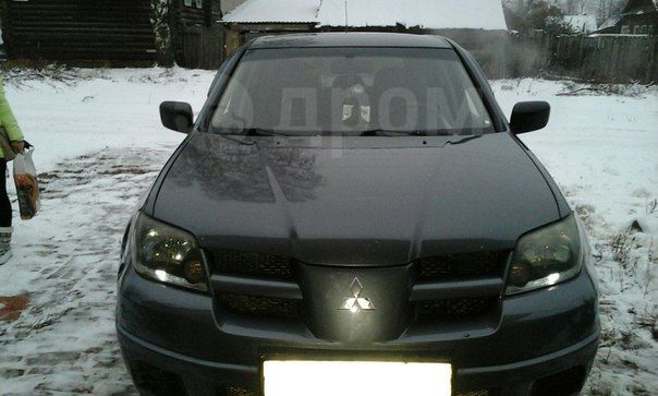 Mitsubishi Outlander, 2004 год, 410 000 руб.