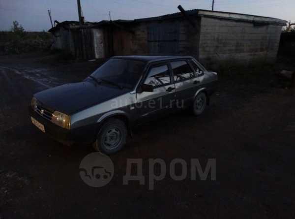 Лада 21099, 1992 год, 40 000 руб.