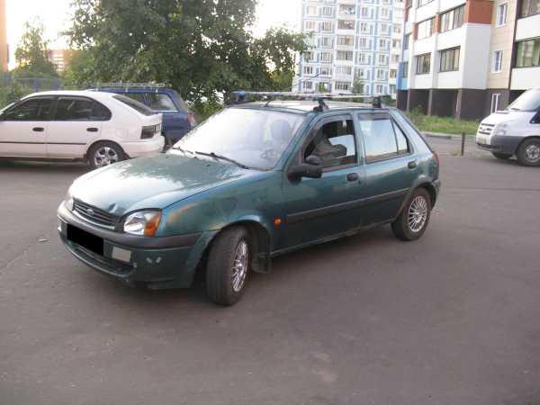 Ford Fiesta, 1999 год, 55 000 руб.