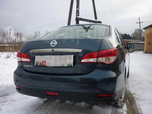 Nissan Almera, 2014 год, 527 000 руб.