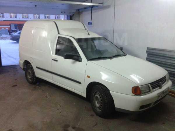 Volkswagen Caddy, 2002 год, 100 000 руб.