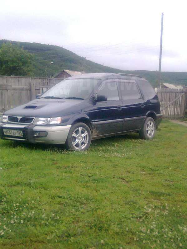 Mitsubishi Chariot, 1996 год, 155 000 руб.