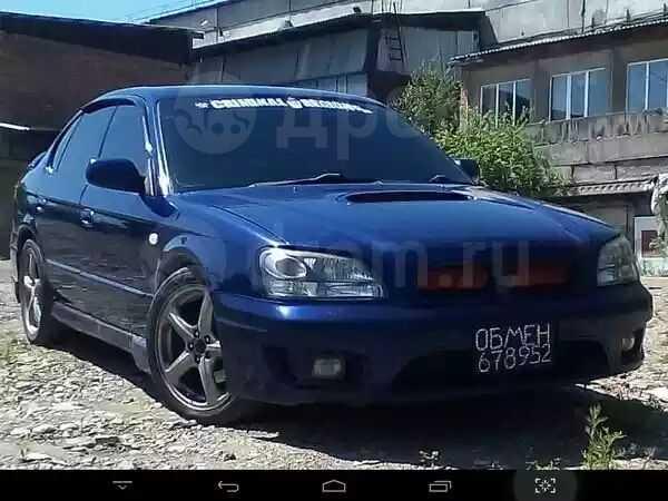Subaru Legacy B4, 2003 год, 150 000 руб.