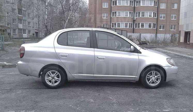 Toyota Platz, 2001 год, 160 000 руб.