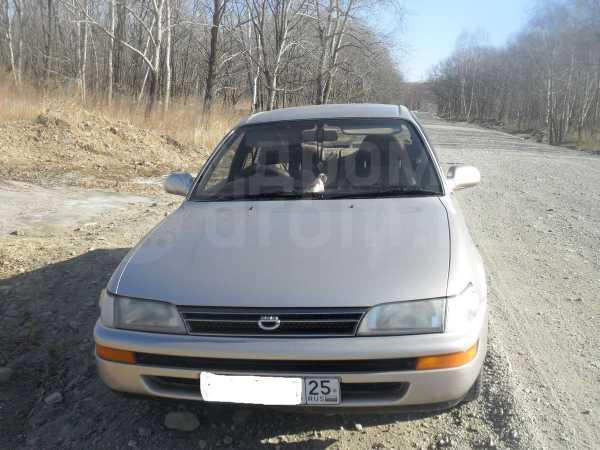 Toyota Corolla, 1992 год, 109 999 руб.