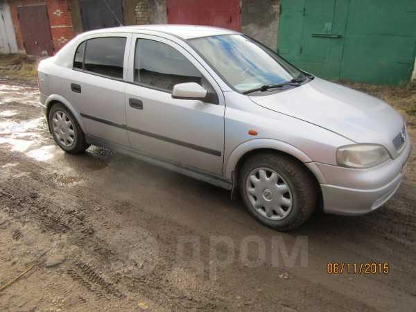 Opel Astra, 1998 год, 159 000 руб.