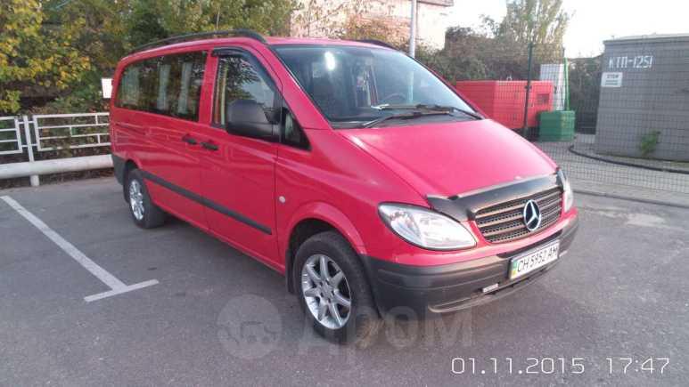 Mercedes-Benz Vito, 2007 год, 950 000 руб.