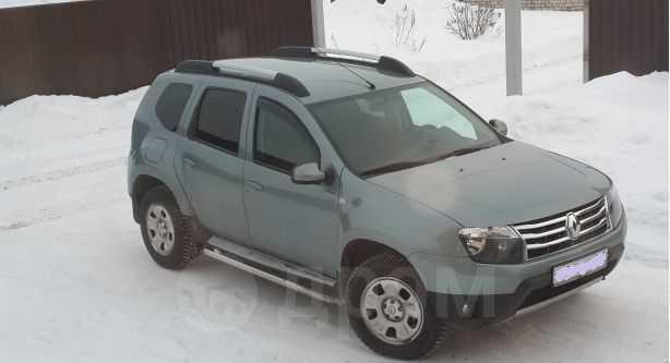 Renault Duster, 2012 год, 600 000 руб.