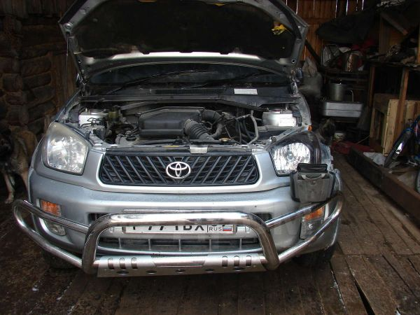 Toyota RAV4, 2000 год, 367 000 руб.