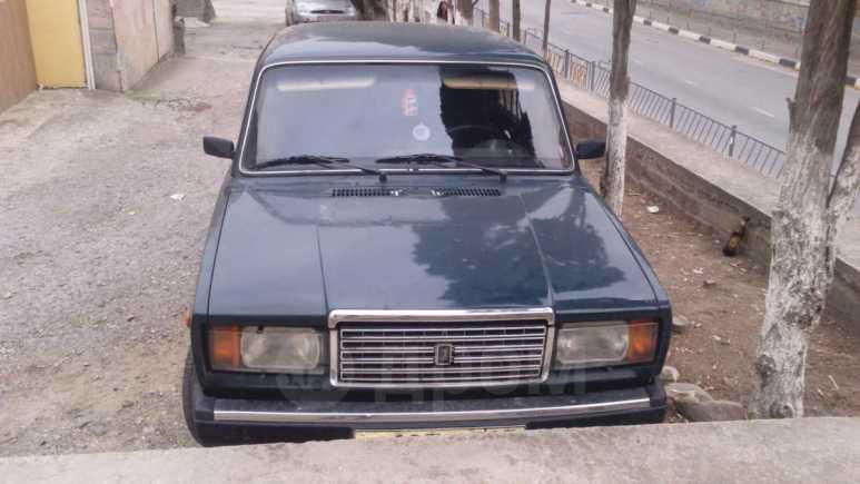 Лада 2107, 1996 год, 55 000 руб.