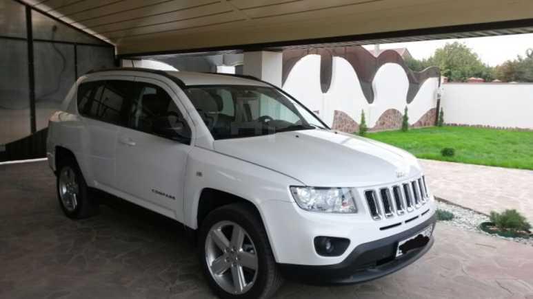 Jeep Compass, 2012 год, 995 000 руб.
