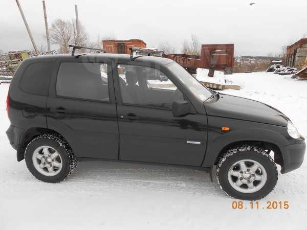 Chevrolet Niva, 2010 год, 347 000 руб.