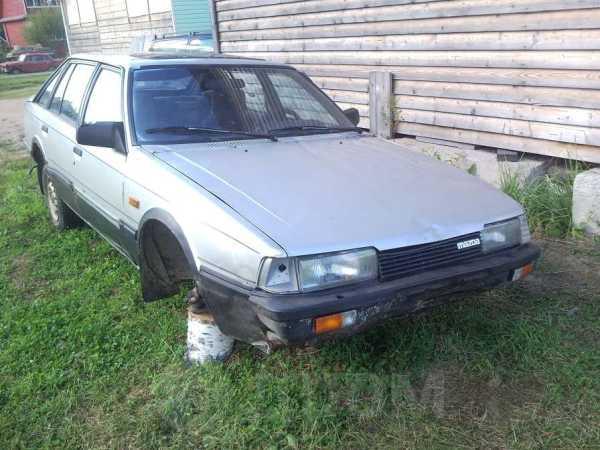Mazda 626, 1984 год, 18 000 руб.