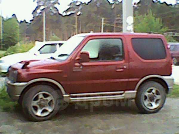 Suzuki Jimny, 2001 год, 218 000 руб.