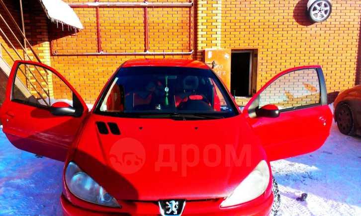Peugeot 206, 2006 год, 190 000 руб.