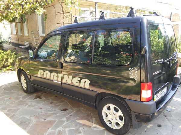Peugeot Partner, 2006 год, 300 000 руб.