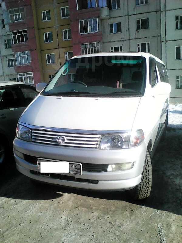 Toyota Hiace Regius, 1999 год, 530 000 руб.