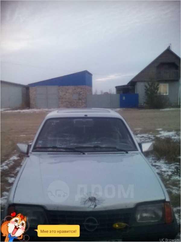 Opel Ascona, 1988 год, 60 000 руб.