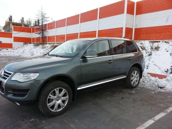 Volkswagen Touareg, 2007 год, 950 000 руб.