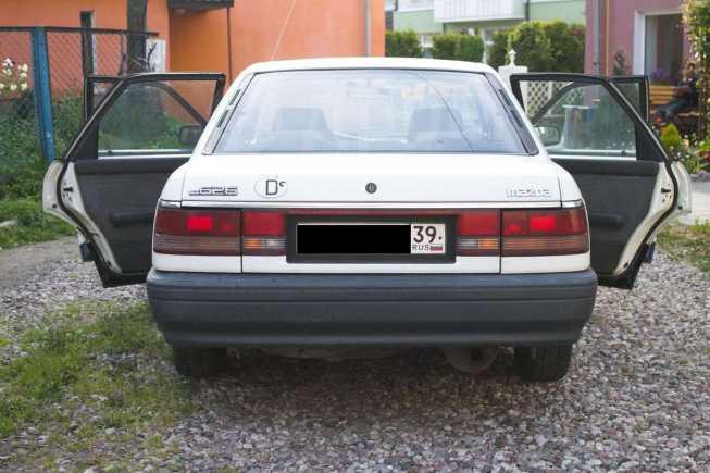 Mazda 626, 1989 год, 60 000 руб.