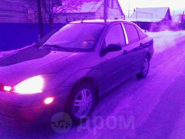 Ford Focus, 2002 год, 155 000 руб.