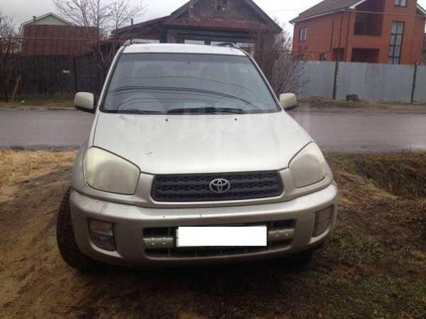 Toyota RAV4, 2002 год, 400 000 руб.