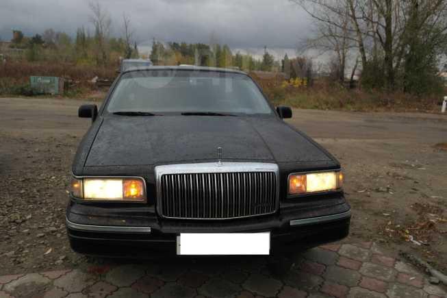 Lincoln Town Car, 1996 год, 550 000 руб.