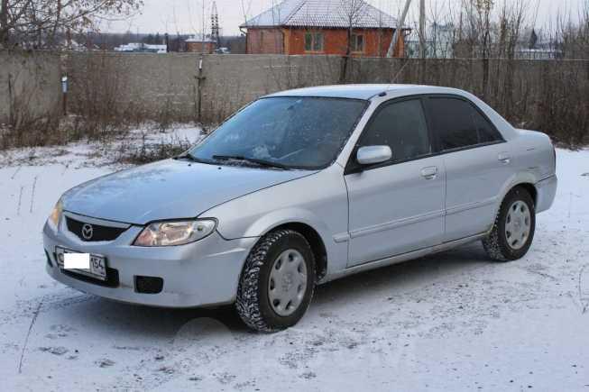 Mazda Protege, 2001 год, 145 000 руб.