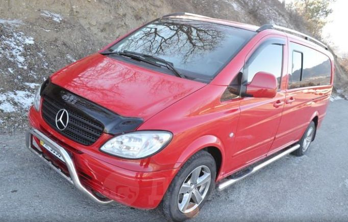 Mercedes-Benz Vito, 2007 год, 990 000 руб.