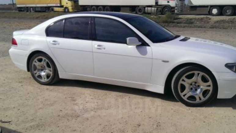 BMW 7-Series, 2002 год, 450 000 руб.