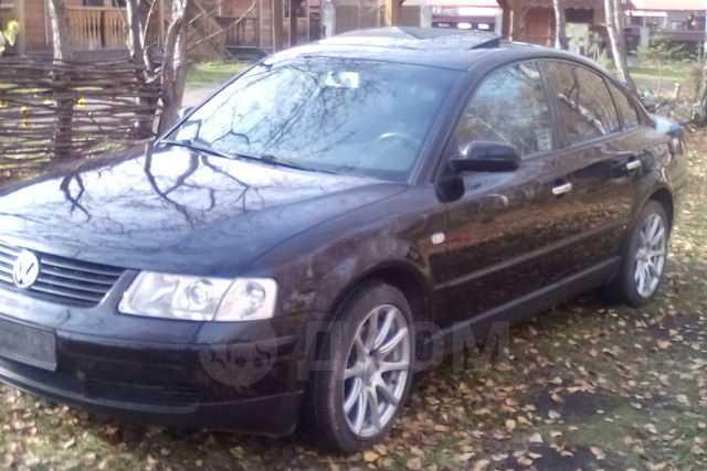Volkswagen Passat, 2000 год, 295 000 руб.