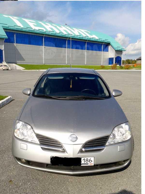 Nissan Primera, 2004 год, 333 000 руб.
