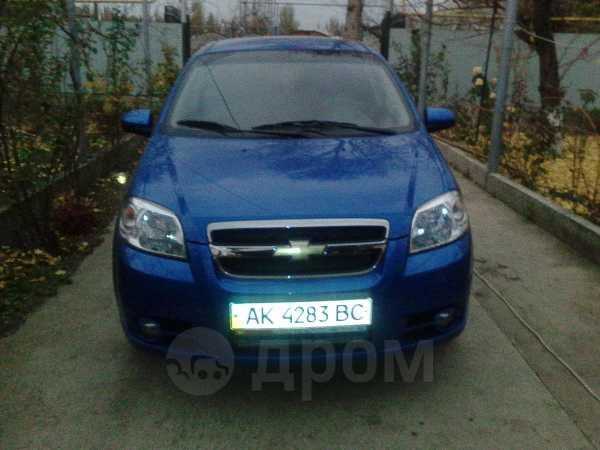 Chevrolet Aveo, 2008 год, 430 000 руб.