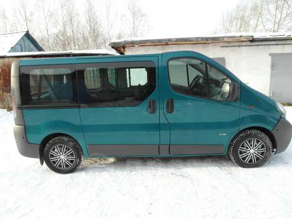 Opel Vivaro, 2002 год, 440 000 руб.