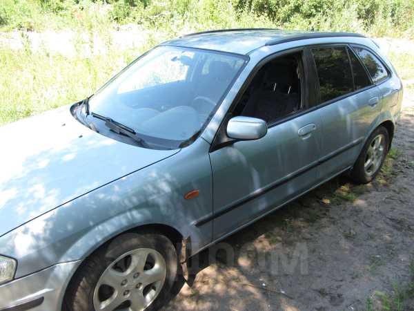 Mazda 323F, 2000 год, 210 000 руб.
