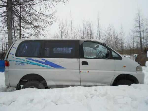 Mitsubishi Delica, 1997 год, 100 000 руб.